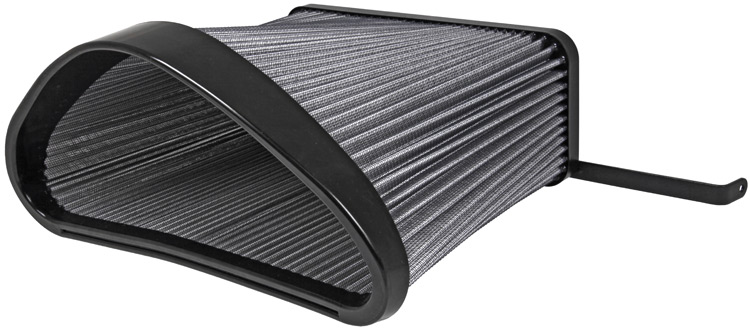 Air Cleaner Through Hood : High flow air filters for don davis drag racing hood