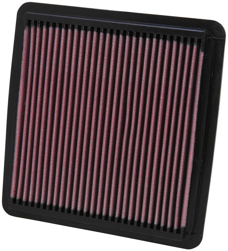 K/&N 33-2304 Air Filter For 2003-2017 Subaru 1.5L//1.6L//2.0L//2.5L//3.0L//3.6L