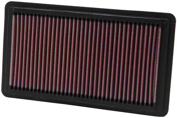 K N Air Filter >> K&N 33-2343 Replacement Air Filter, Replacement Filters