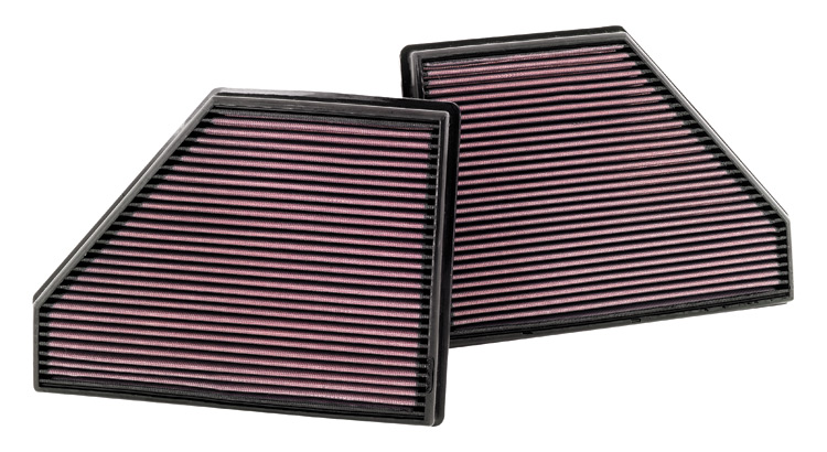 K&N 33-2407 Replacement Air Filter 33-2407