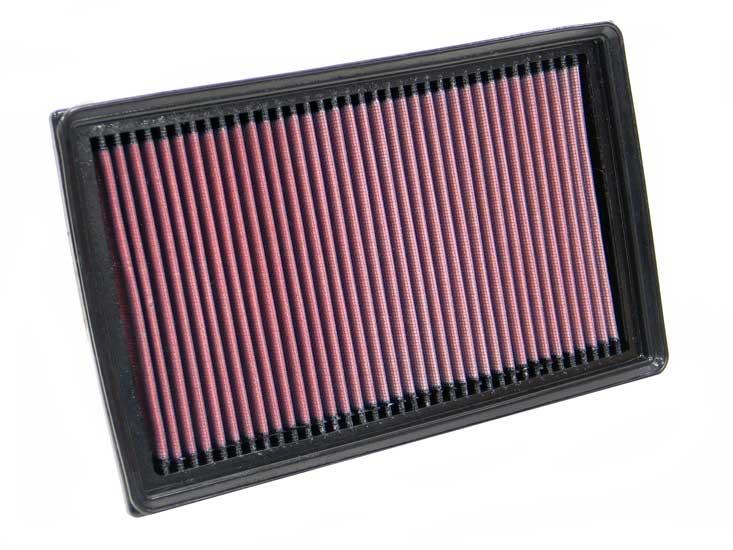 K&N 33-2886 Replacement Air Filter 33-2886