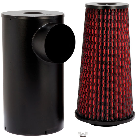 Rv Air Cleaner : K n releases new heavy duty commercial grade air filter