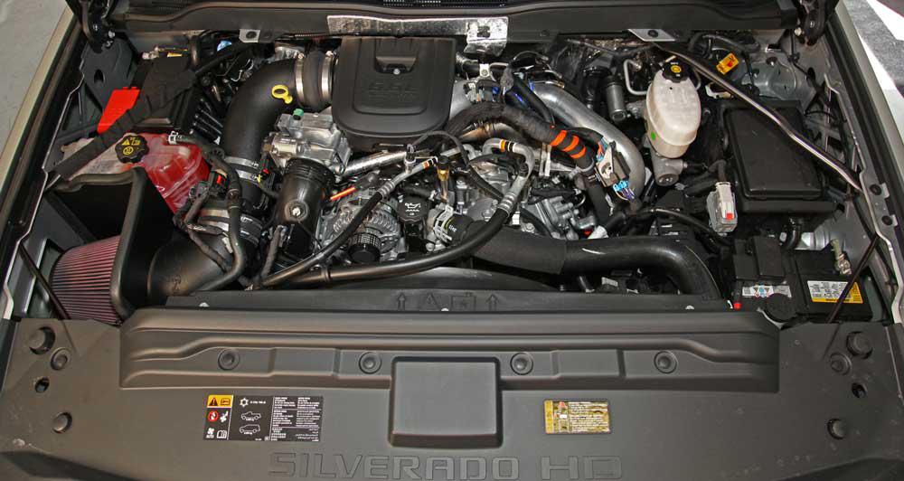 2011 to 2014 chevy  gmc duramax diesel pickup trucks gain