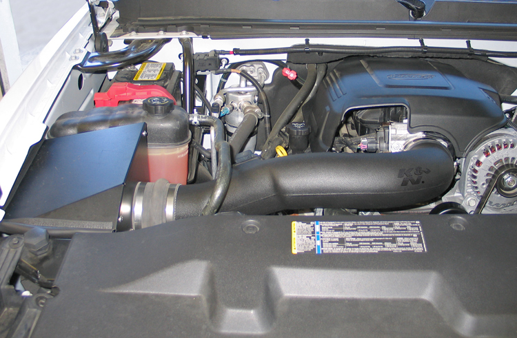 Cold Air Intake For Chevy Silverado 1500 >> K N 57 3070 Performance Air Intake System 57 Series Fipk