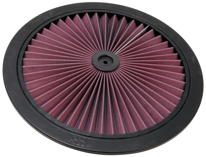 K&N 66-1601 X-Stream Top Filter 66-1601