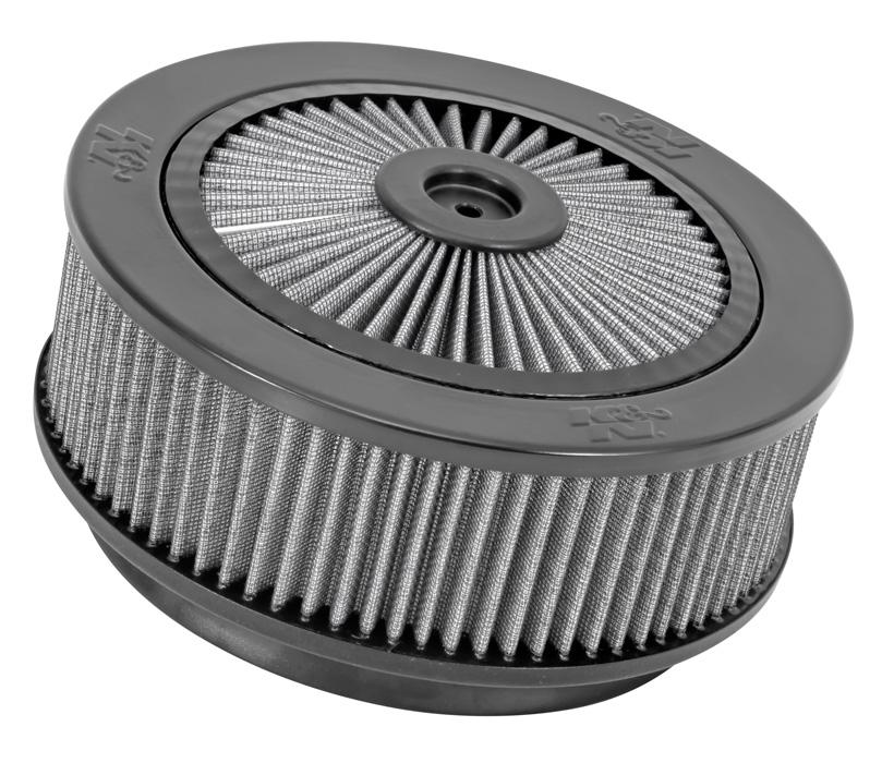 Racing Air Cleaners : K n drag racing air filters increase performance and airflow