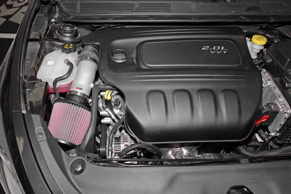 2012 Dodge Dart Engine Partment Problems And