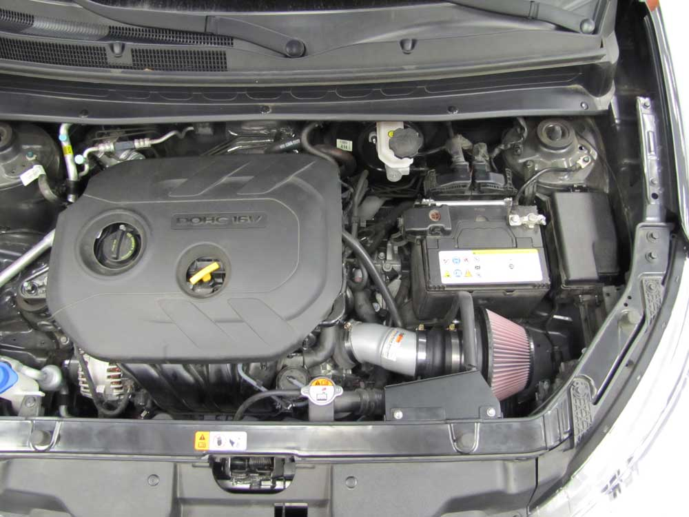 2012 2013 KIA Soul Models Get Horsepower With Kn Air Intake System