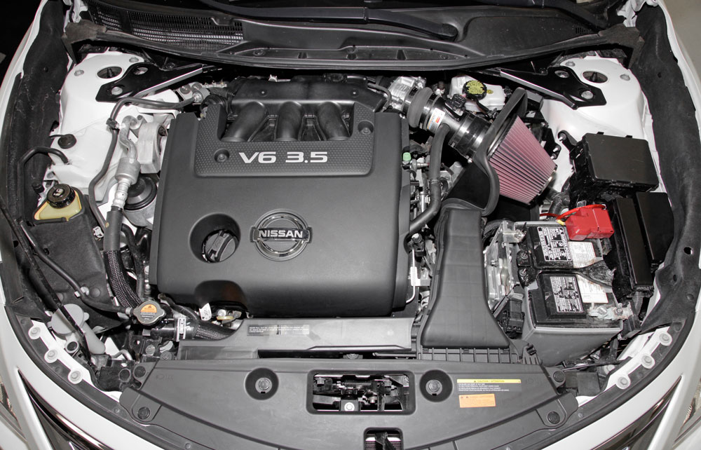 More Horsepower For 2013 2016 Nissan Altima Pathfinder