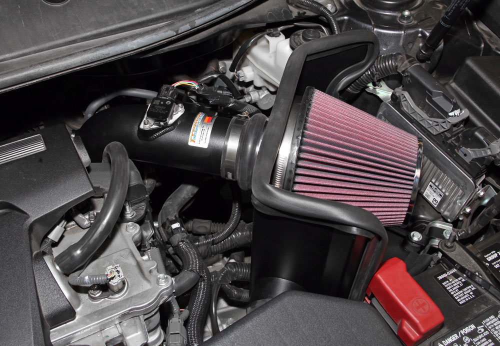 69 8620ttk Performance Air Intake System Engine Compartment Photo