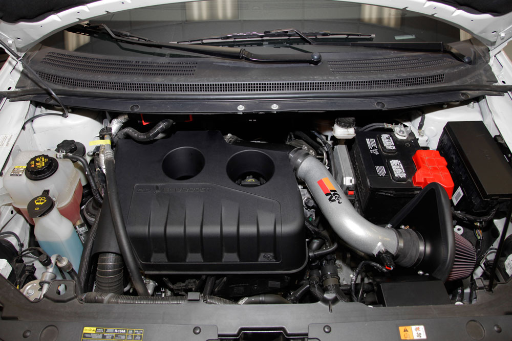2012 2013 And 2014 Ford Edge 2 0l Ecoboost Gets More