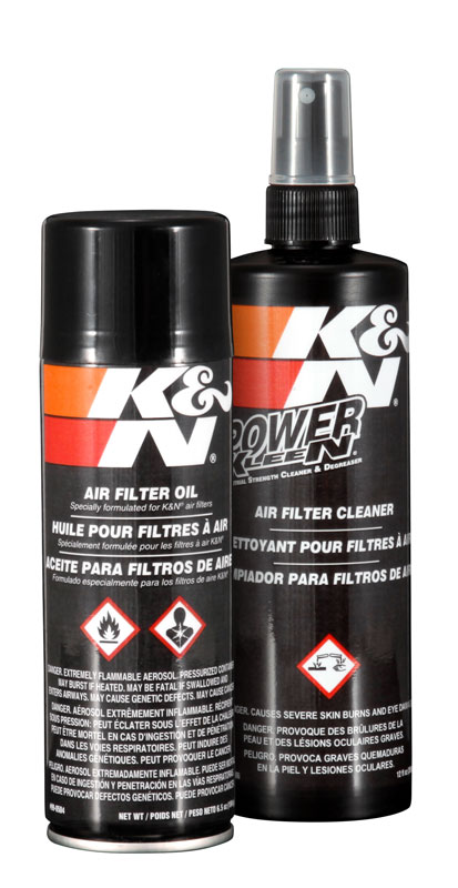 k&n 99-5000 filter care service kit aerosol, filter cleaning kits ...