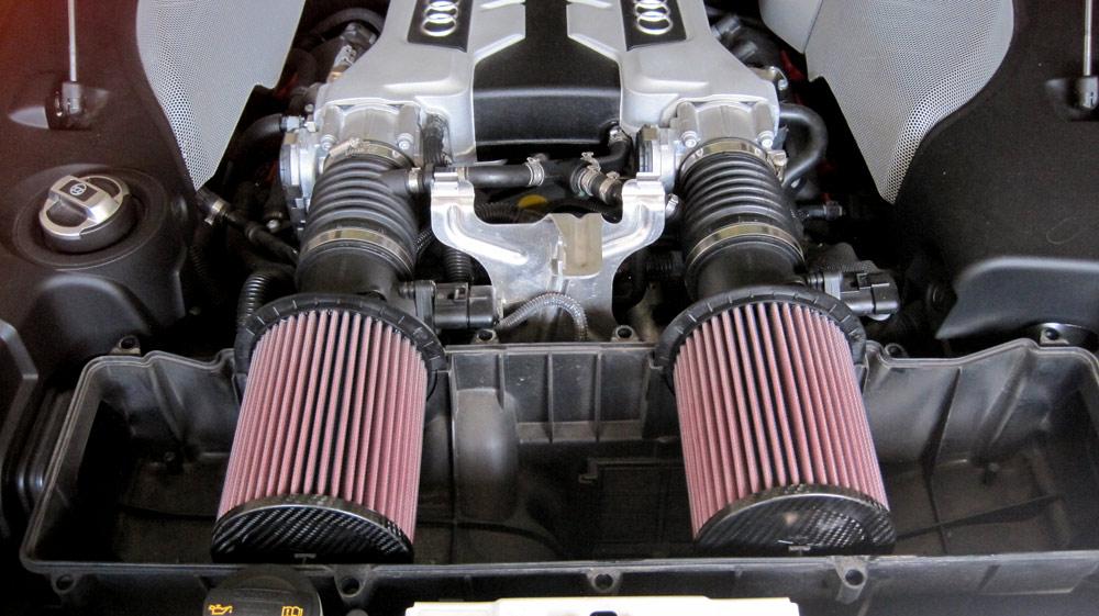 2008 audi tt quattro horsepower