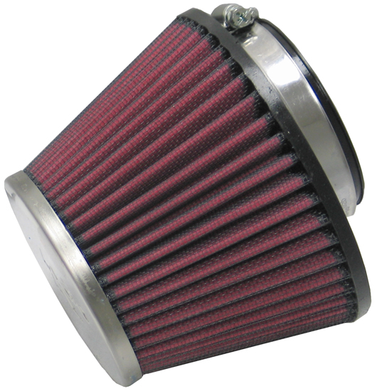 k n rc 1624 universal clamp on air filter universal air filters. Black Bedroom Furniture Sets. Home Design Ideas