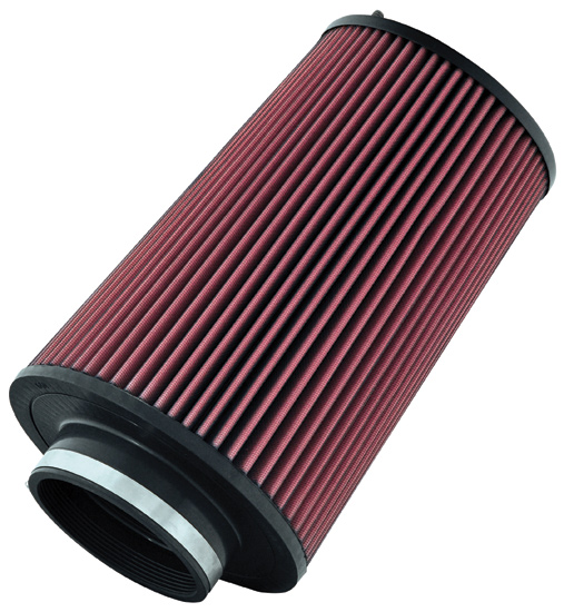 k n rc 5166 universal clamp on air filter universal air. Black Bedroom Furniture Sets. Home Design Ideas