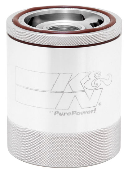 SS-1008 Oil Filter; Billet
