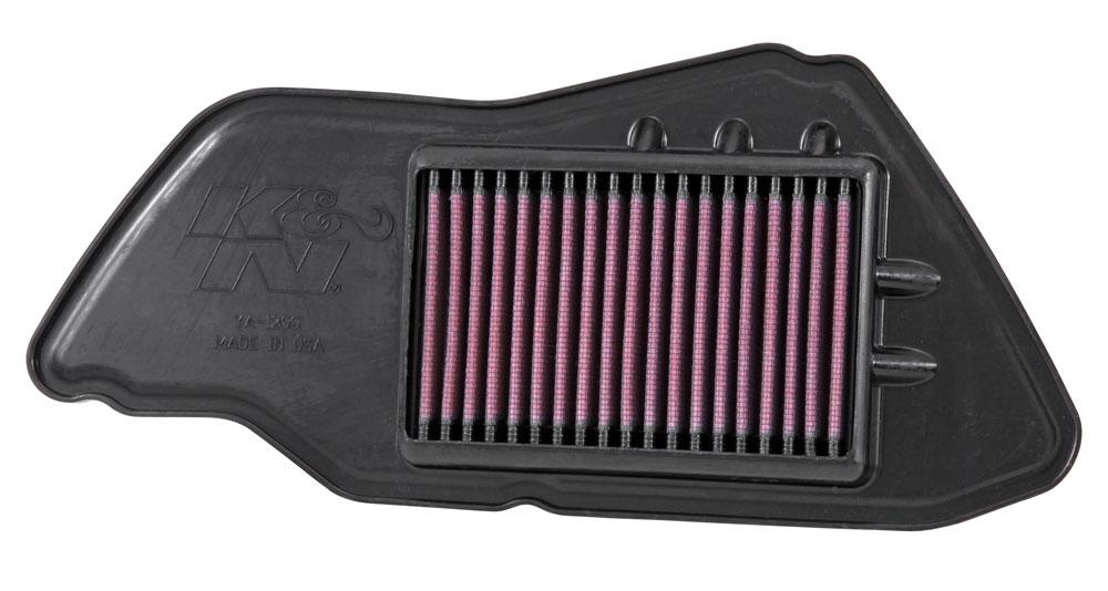 Moped Air Filter : K n yamaha zuma scooter high flow performance