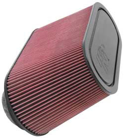 K&N Performance Enderle Birdcatcher Fuel Injection Racing Air Filter 100-8521