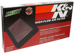 K&N Replacement Air Filter 33-2499 packaging