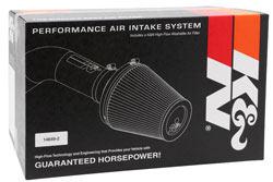 K&N Air Intake System Box