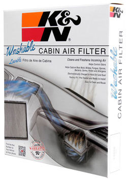 Merveilleux Ku0026N Cabin Air Filter For Acura MDX, Honda Odyssey And Honda Pilot Stops  Allergens