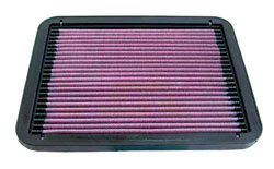 2003 Mitsubishi Pajero Sport 1.8L L4 Air Filter