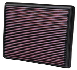 2002 GMC Sierra 1500 5.3L V8 Air Filter
