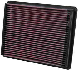 2002 GMC Sierra 3500 6.0L V8 Air Filter