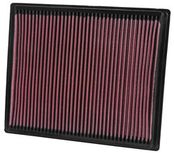 2007 Nissan Armada 5.6L V8 Air Filter