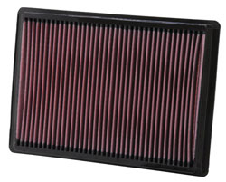 2007 Chrysler 300 2.7L V6 Air Filter