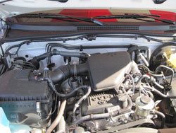 Toyota Tacoma 2.7L Engine Bay