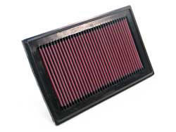 K&N's Lifetime Replacement Air Filter for 2005, 2006 and 2007 Saab 9-2x