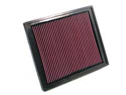 K&N's Lifetime Replacement Air Filter for 2002 to 2011 Saab 9-3
