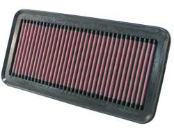 2007 Hyundai Accent 1.4L L4 Air Filter