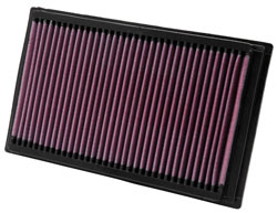 2009 Mercury Milan 2.3L L4 Air Filter