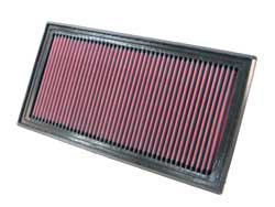 2009 Jeep Patriot 2.4L L4 Stock Replacement Air Filters