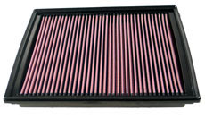2012 Jeep Liberty 3.7L V6 Air Filter