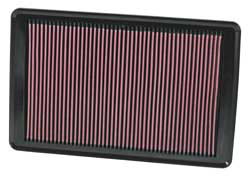2009 Opel GT 2.0L L4 Stock Replacement Air Filters