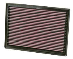 2011 Mercedes-Benz Sprinter 2.1L L4 Air Filter