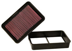 2009 Citroen C-Crosser 2.4L L4 Air Filter