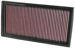 2008 Mercedes-Benz S63 AMG 6.3L V8 Air Filter