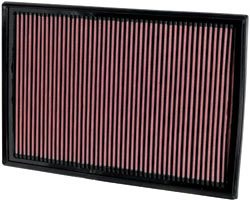 K&N Engineering flat panel air filter for the BMW X5