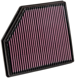 2011 Volvo S60 II 3.0L L6 Air Filter