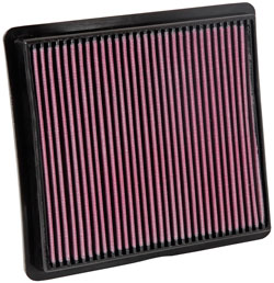 2009 Chrysler Voyager IV 2.8L V6 Air Filter