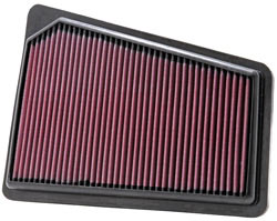 Replacement air filter for Hyundai Genesis 3.8 liter V6