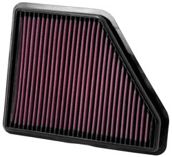 2011 Chevrolet Equinox 2.4L L4 Air Filter
