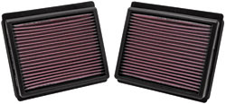 Replacement Air Filter for 2009-2010 Infiniti M35 3.5L and 2011-2012 Infiniti M37 3.7L