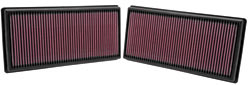 2014 Land Rover Discovery IV 5.0L V8 Air Filter