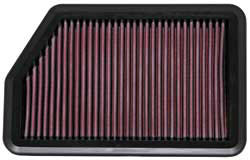 2010 Hyundai Tucson 2.4L L4 Air Filter