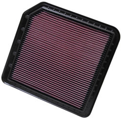 2014 Infiniti QX80 5.6L V8 Stock Replacement Air Filters